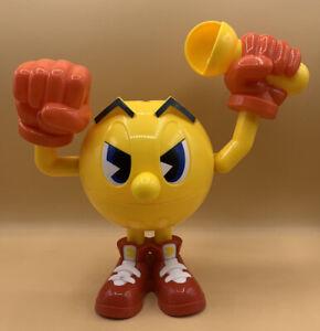 Pac-Man Gooage Spewing Gigantic Pac Man 8 inch Figure Bandai