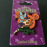 Happy Halloween 2009 - Tinker Bell LE Disney Pin 72348