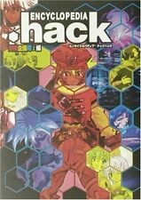 New Listing.hack Encyclopedia Guide Book Japan Japanese