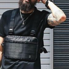 Bag Chest Hip Hop Men Tactical Women Pack Harness Fanny Waist Vest Streetwear