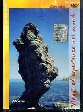 GRECIA (Viaggi ed Esperienze nel Mondo) DVD Documentario NUOVO SIGILLATO