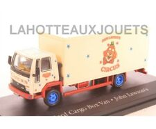 EDITION ATLAS CAMION FORD CARGO BOX VAN ECH 1/76 4654115