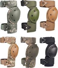 More details for alta tactical  alta contour knee pads mc a-tacs od black coyote tan 52913
