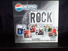 VARIOUS PEPSI ROCK - RARE AUSTRALIAN CD NM
