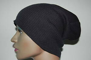 Slouch Oversized Baggy Winter Beanie/Hat  Mens/Ladies 7 Colours! uk seller
