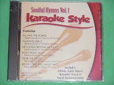 Soulful Hymns~#1 ~ Christian ~Daywind ~Karaoke Style ~ All Hail the Power ~ CD+G