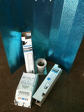 Beleuchtung Bausatz Set 250 Watt Blüte + Wuchs Philips MH NDL VSG grow Reflektor