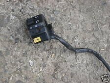 Suzuki GS500 left hand switchgear vgc
