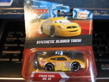 DISNEY PIXAR CARS FIBER FUEL SYNTHETIC RUBBER TIRES!