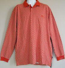 nwt~Phat Farm jeans FLAVA Long Polo dress Shirt~Mens sz XL