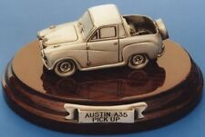 AUSTIN A35 PICKUP - SOLID PEWTER MODEL - HANDCRAFTED UK