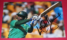 LOOTS BOSMAN SOUTH AFRICA CRICKET SIGNED 12X8 PHOTO