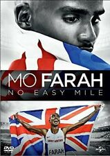 Mo Farah: No Easy Mile [DVD] [2016][Region 2]