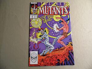 New Mutants #66 (Marvel 1988) Free Domestic Shipping