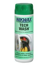 Nikwax Tech Wash - Cleaner for Wet Weather Clothing and Outdoor Gear