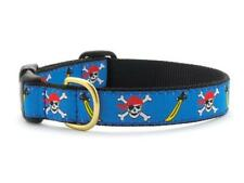 Dog Puppy - Designer - Made in USA - Up Country Skully Dog Collar - Small N