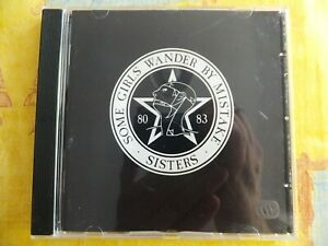 "THE SISTERS OF MERCY ""Some Girls Wander By Mistake"" CD"