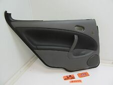 SAAB 9-5 9 5 REAR BACK DOOR PANEL LEFT L LH LR DRIVER INTERIOR POWER WAGON OEM