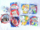 Lot of 8 *NEW* Burger King Game Day Kids Meal Toys 2003