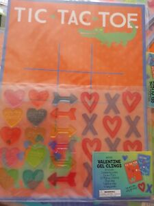 Valentine's day Tic Tac Toe lot of 10