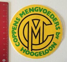 Aufkleber/Sticker: M - Coppens Mengvoeders Bv - Hoogeloon (010616130)