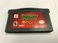 Frogger's Adventures: Temple of the Frog Nintendo Gameboy Advance GBA SP TESTED