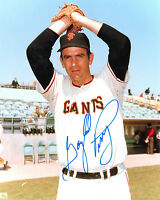 GAYLORD PERRY San Francisco GIANTS Signed Autographed MLB 8x10 PHOTO wCOA