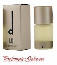 DUNHILL D UOMO EDT NATURAL SPRAY VAPO - 50 ml