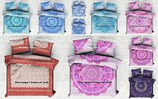10 Pc Wholesale Lot Queen Indian Handmade Duvet Cover Quilt Cover Doona Cover