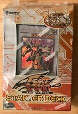 YuGiOh TCG 5D's 2009 Road Warrior Starter Deck Sealed 1st Edition English