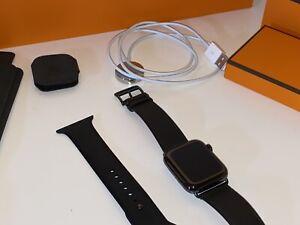 apple watch series 5 hermes Noir