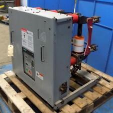 SIEMENS 1200A AC HIGH VOLTAGE CIRCUIT BREAKER TYPE 5-GMI-250-1200-58