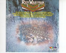 CD RICK WAKEMANjourney to the centre of the earthEX (B2113)