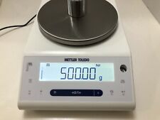 Tested! METTLER Toledo ML802E /03 Balance 820g /0.01g Auto Cal New Cosmetic