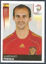 PANINI EURO 2008- #422-ESPANA-SPAIN-MARIANO PERNIA