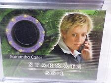 Stargate SG1 Costume Card Amanda Tapping Samatha Carter C62