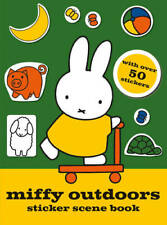 Miffy Outdoors Sticker Scene Book, Simon & Schuster UK, New