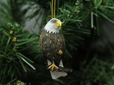 American Bald Eagle Bird Christmas Ornament