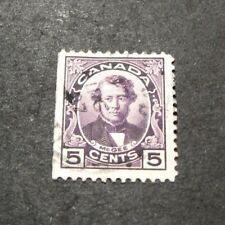 Canada  Stamp Scott#  146 Thomas d'Arcy McGee  1927  L126