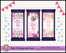 PERSONALISED MOTHERS DAY Cadbury Chocolate Labels Gift Gifts Presents Grandma
