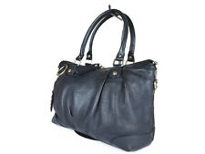 GUCCI Sukey Leather Black Shoulder Bag GT2293