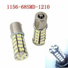 2X 1156 68SMD 1210 7506 LED Car Auto Bulb For Turn Signal Reverse Parking Light