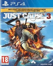Just Cause 3 Sony Playstation 4 PS4 18 Action Game