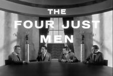 The Four Just Men 1959-1960 tv show complete series on DVD