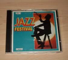 CD Album Sampler - Jazz Festival Vol. 3 : Woody Herman + Kai Winding + ...
