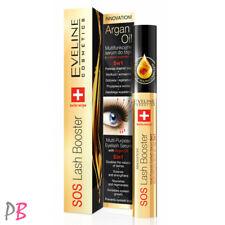 Eveline SOS Lash Booster Eyelash Argan Oil Mascara Base Primer Conditioner