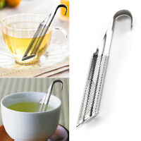 1pc Stainless Loose Tea Infuser Leaf Strainer Filter Diffuser Herbal Spice