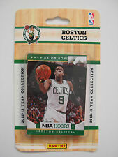 Panini BOSTON CELTICS  2012-13 Team Collection - New In Sealed Package