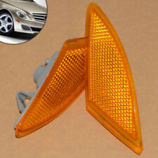 2xL/R Bumper Turn Signal Light Fits Mercedes Benz R Class R320 R350 R500 R63 AMG