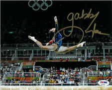 Gabby Douglas signed 2016 Rio Olympics Gymnastic 8x10 Photo - PSA ITP (Team USA)